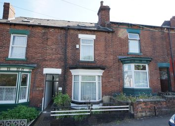 Thumbnail 3 bed terraced house for sale in Machon Bank, Nether Edge, Sheffield