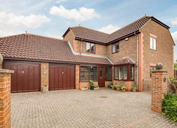 5 bed detached house for sale in Snaith Crescent, Loughton, Milton Keynes MK5