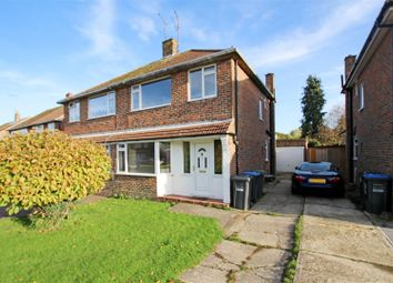Thumbnail 3 bed semi-detached house to rent in Priory Road, Hassocks