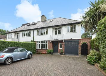 Thumbnail 4 bed semi-detached house for sale in Kings Hall Road, Beckenham