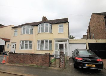 Thumbnail 3 bed semi-detached house to rent in Astor Avenue, Romford