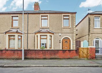 Thumbnail 3 bed semi-detached house for sale in Adare Street, Port Talbot
