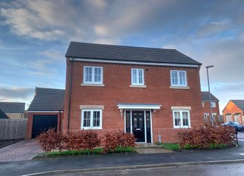Thumbnail 4 bed detached house for sale in Poppy Drive, Portland Wynd, Blyth