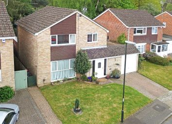 Thumbnail 4 bed detached house for sale in Keble Close, Crawley