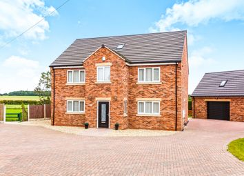 Thumbnail 6 bedroom detached house for sale in Sandy Hill Lane, Dinnington, Sheffield