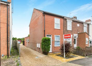 Thumbnail 2 bed end terrace house for sale in Dover Road, Ipswich