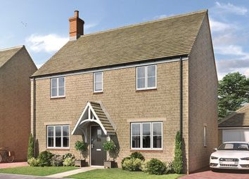 Thumbnail 3 bed detached house for sale in The Lyme, Off Rousham Road, Tackley, Oxfordshire