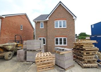 Thumbnail 4 bedroom detached house for sale in Botley Road, Park Gate, Southampton
