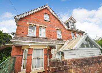 Thumbnail 3 bed flat to rent in Harold Road, Hastings
