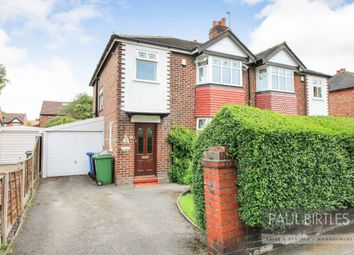 Thumbnail 3 bed semi-detached house for sale in Princess Road, Urmston