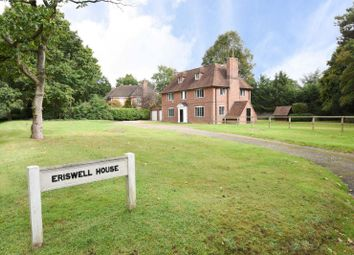 Thumbnail 6 bed detached house to rent in Eriswell Road, Hersham, Walton-On-Thames
