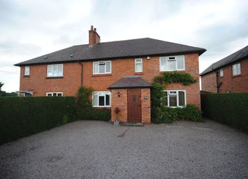 Thumbnail 4 bed semi-detached house to rent in Bletchley Road, Moreton Wood, Market Drayton