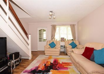 Thumbnail 2 bed end terrace house for sale in Catkin Close, Walderslade Woods, Chatham, Kent