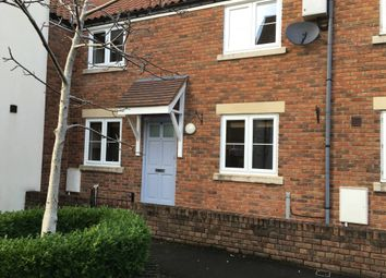 Thumbnail 2 bed terraced house to rent in Woodward Mews, Glastonbury, Somerset