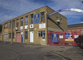 Thumbnail Light industrial to let in Marshgate Business Centre, 10-12 Marshgate Lane, Stratford, London