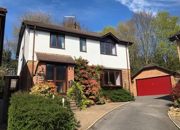 Thumbnail 4 bed detached house for sale in Blaney Way, Corfe Mullen, Wimborne, Dorset