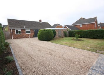 Thumbnail 3 bed detached bungalow for sale in North Road East, The Reddings, Chetenham
