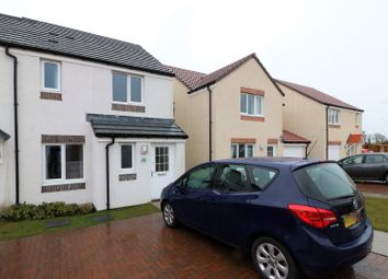 Thumbnail 3 bed end terrace house for sale in Hedgerow Drive, Larbert