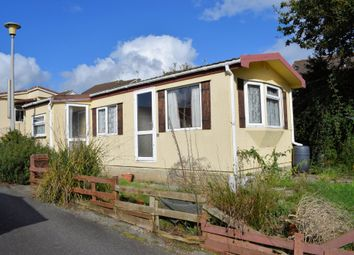 Thumbnail 1 bed mobile/park home for sale in Goldenbank Park, Goldenbank, Falmouth