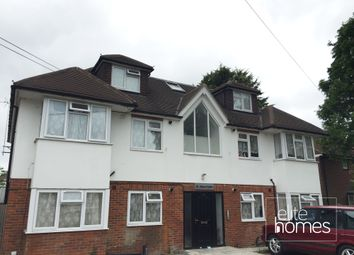 Thumbnail 1 bedroom flat to rent in St James, Grove Road, Chingford