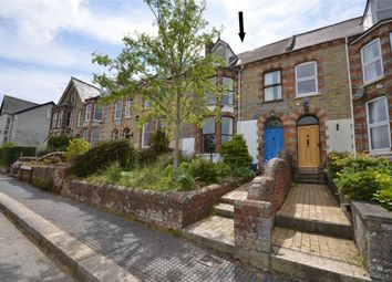 Thumbnail 4 bed terraced house for sale in Parkvedras Terrace, Truro, Cornwall