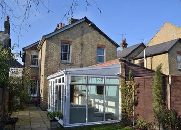 Thumbnail 3 bedroom semi-detached house for sale in Southmill Road, Bishop's Stortford