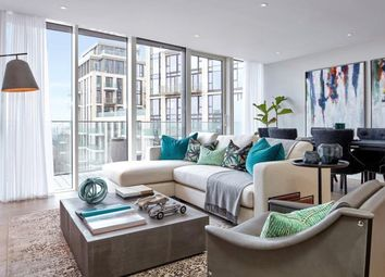 Thumbnail 3 bed flat for sale in Clipper Wharf, London Dock, Wapping