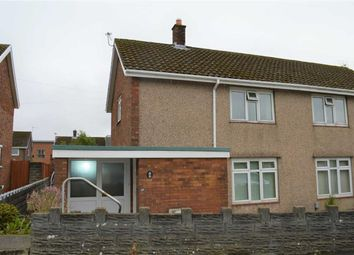 Thumbnail 2 bed semi-detached house for sale in Heather Crescent, Swansea