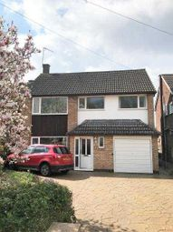 Thumbnail 4 bed detached house to rent in Alywn Road, Rugby