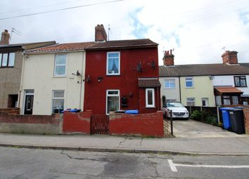 Thumbnail 3 bedroom terraced house for sale in Clapham Road North, Lowestoft