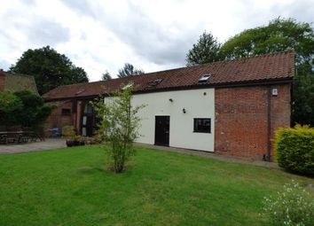 Thumbnail 4 bed barn conversion for sale in Wacton, Norwich, Norfolk