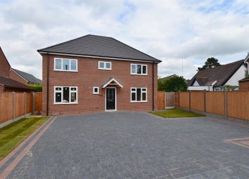 Thumbnail 4 bed detached house for sale in Walk Mill Drive, Wychbold, Droitwich