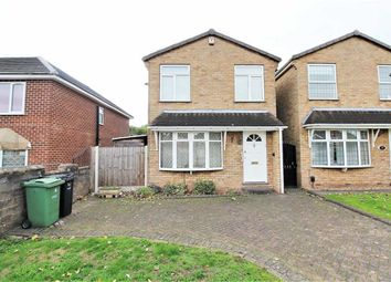 Thumbnail 3 bedroom link-detached house for sale in Sedgley Road, Woodsetton, Dudley