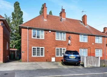 Thumbnail 4 bedroom semi-detached house for sale in Wharmby Avenue, Mansfield, Nottinghamshire