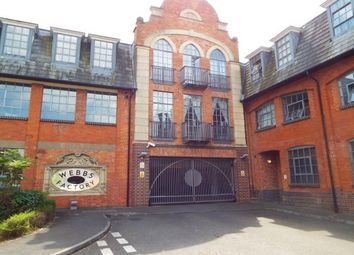 Thumbnail 2 bed flat to rent in Webbs Factory, Kingsthorpe