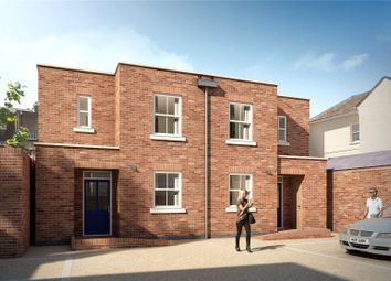 Thumbnail 2 bed semi-detached house for sale in Hewlett Mews, Hewlett Place, Cheltenham, Gloucestershire