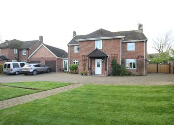 Thumbnail 4 bed detached house for sale in Pendred Avenue, Witham St. Hughs, Lincoln, Lincolnshire