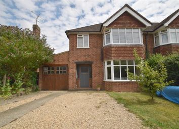 Thumbnail 4 bed semi-detached house to rent in Greystoke Road, Caversham, Reading