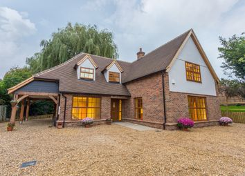 Thumbnail 4 bedroom detached house for sale in High Road, Chigwell
