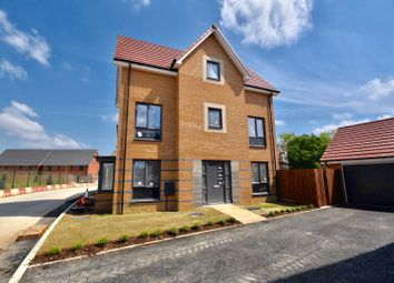 Thumbnail 4 bed semi-detached house for sale in Little Colliers, Little Colliers Field, Great Oakley, Corby