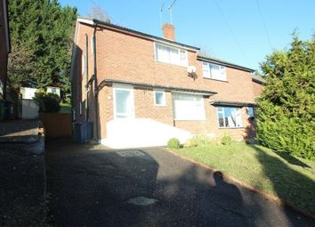 Thumbnail Semi-detached house to rent in Mayhew Crescent, High Wycombe
