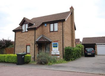 Thumbnail 3 bedroom detached house for sale in Langham Way, Ely
