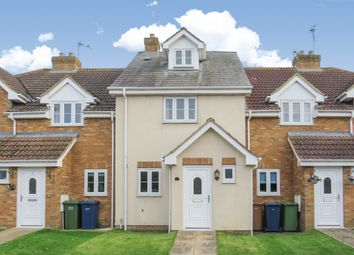 2 bed terraced house for sale in Jolley Close, Manea, March PE15