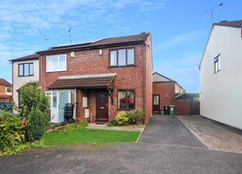 Thumbnail 2 bedroom semi-detached house to rent in Campion Close, Thornbury, South Gloucestershire