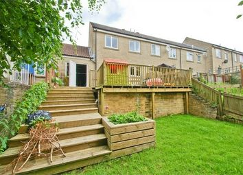 Thumbnail 3 bed end terrace house for sale in Meadow Rise, Shepton Mallet