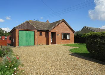 Thumbnail 3 bed detached bungalow for sale in Heywood Road, Shelfanger, Diss