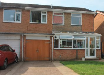 Thumbnail 4 bed semi-detached house to rent in Coventry Close, Feniton, Honiton