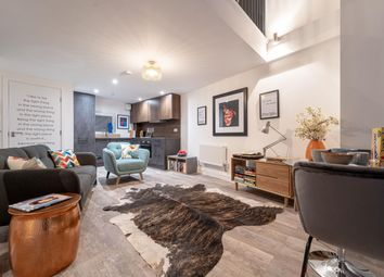 Thumbnail 1 bed flat for sale in Cliveland House, Birmingham