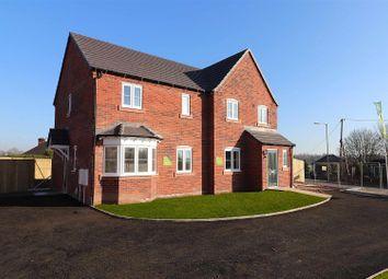 Thumbnail 3 bed semi-detached house for sale in Plot 6 Hanwood Heights, Hanwood, Shrewsbury