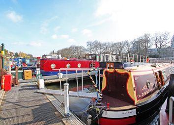Thumbnail 1 bed houseboat for sale in Burgoine Quay, Lower Teddington Road, Hampton Wick